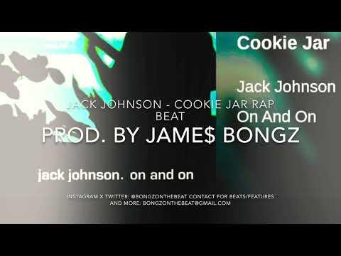 Jack Johnson - Cookie Jar rap beat