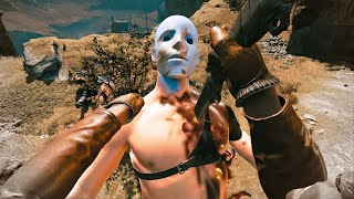 Deathloop Stealth Kills (Eliminate Charlie Montague)