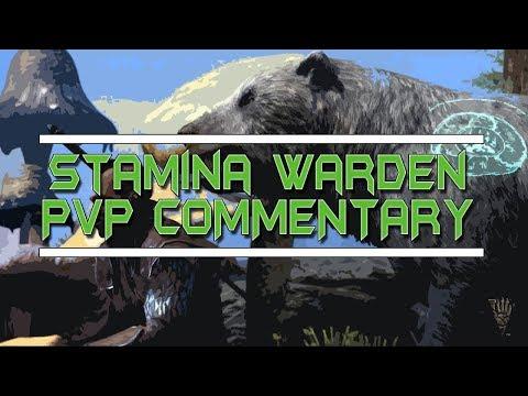 Stamina Warden PvP Commentary – Elder Scrolls Online