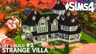 Die Sims 4 Strange Villa bauen #2 | Haus bauen & einrichten (deutsch) Video