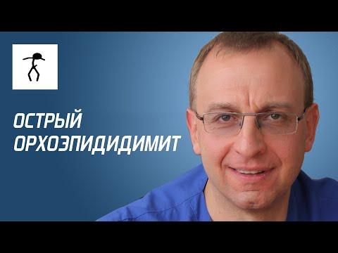ОСТРЫЙ ОРХОЭПИДИДИМИТ. Уролог, андролог, сексопатолог - Алексей Корниенко