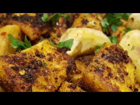 How to make Masala Fish Recipe | Indian Cooking Recipes | #CookwithAnisa #recipeoftheday