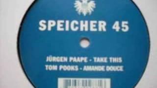 TOM POOKS - amande douce