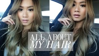 All About My Hair | HAUSOFCOLOR Thumbnail