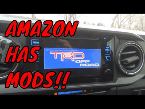 Great Mods From Amazon For Your Toyota Tacoma