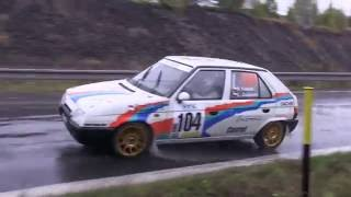 37. SVK Rally Příbram 2016 | 104 | Petr Farník - Ladislav Zuzánek
