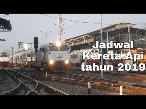 Kereta Api 2019