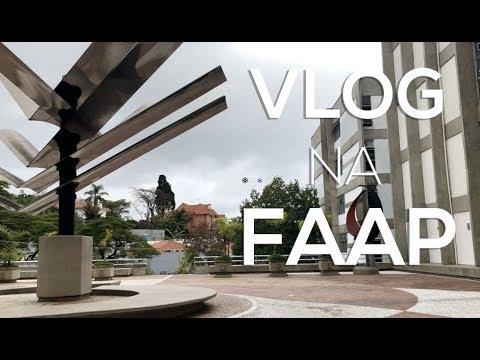 Vlog Pela FAAP!