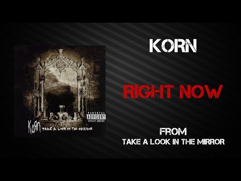 Korn  Right Now Lyrics
