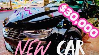 I Bought My Dream Car! ♡ New 2019 Camaro Rally Sport Car Tour!