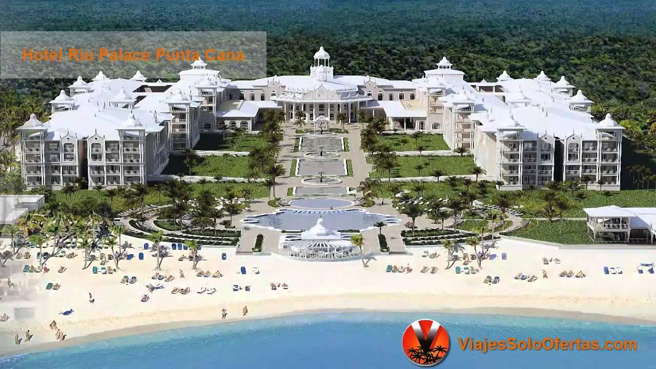 Hotel Riu Palace Punta Cana 5 E - YouTube