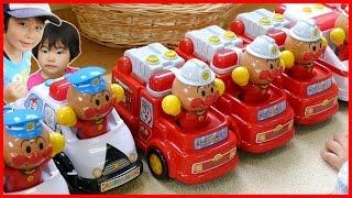 アンパンマン おもちゃのおうち おもちゃ王国 子供とお出かけ 夏休み Anpanman Toy House