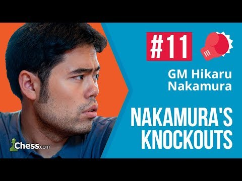 Nakamura's Knockouts: Five-Hour Blitz Chess Binge