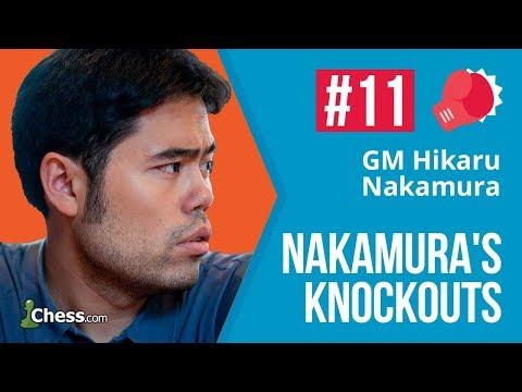 Nakamura\'s Knockouts: Five-Hour Blitz Chess Binge