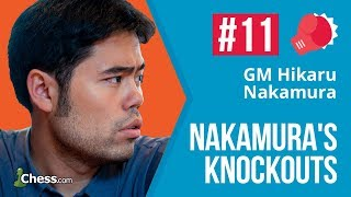 Nakamura's Knockouts: Five-Hour Blitz Chess Binge