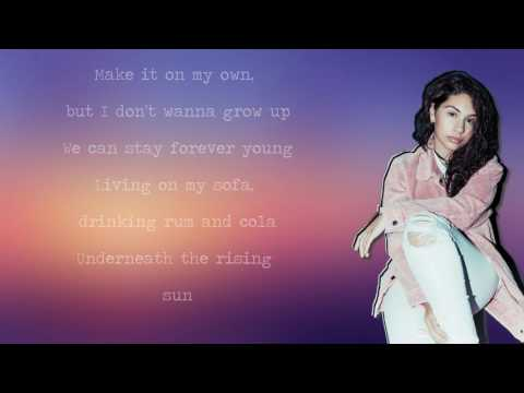 Zedd, Alessia Cara  Stay Lyrics