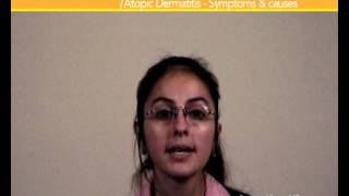 Atopic Dermatitis Symptoms- Spanish