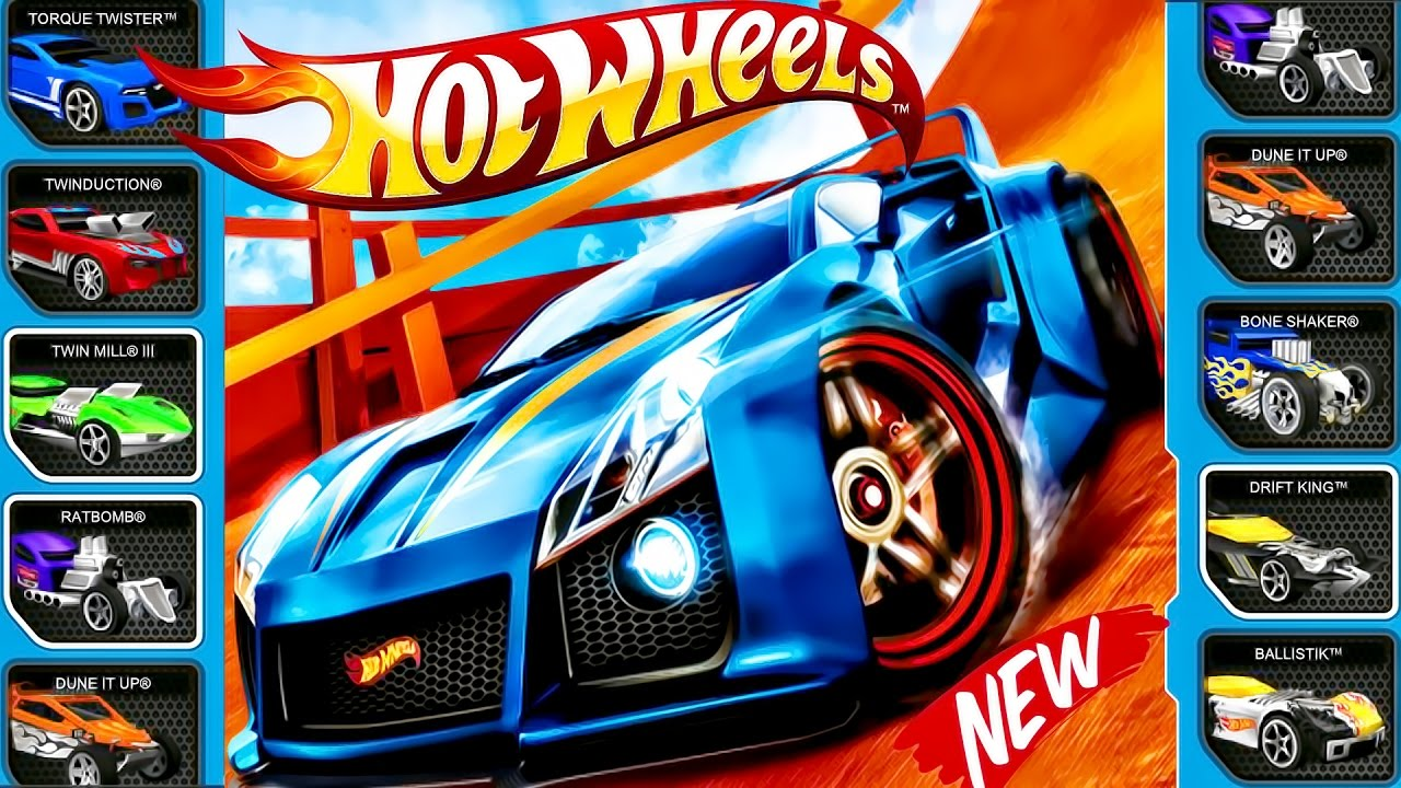 hot wheels new track new racer hot wheels sports car the best car track video for kids