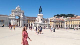 Португалия влог ♥ Лиссабон, прогулка, обед и веселые туристы #TanyaTravel(, 2014-08-22T07:58:06.000Z)