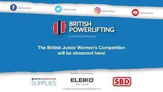 British Junior Women 2018