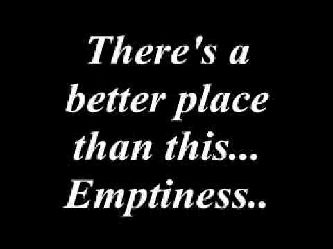 Emptiness Lyrics By RohiTRaJ