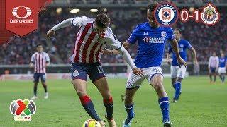 Resumen Cruz Azul 0 - 1 Guadalajara | Clausura 2019 - Jornada 2 | Televisa Deportes