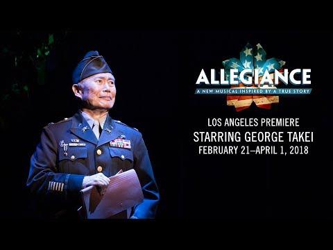 Help bring ALLEGIANCE home to Los Angeles!