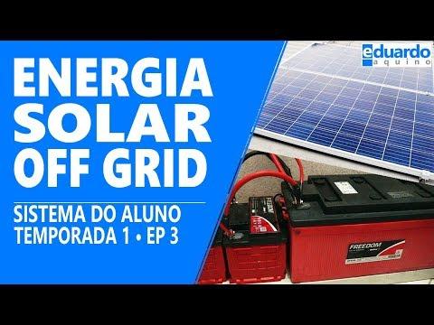 3f82d07c2e4 Смотреть фото Casa com Energia Solar OffGrid e Transferência Automática