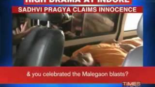 I am innocent: Sadhvi Pragya