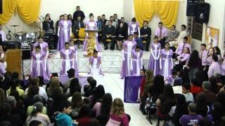 FILHAS DO REI - A BATALHA DO ARCANJO