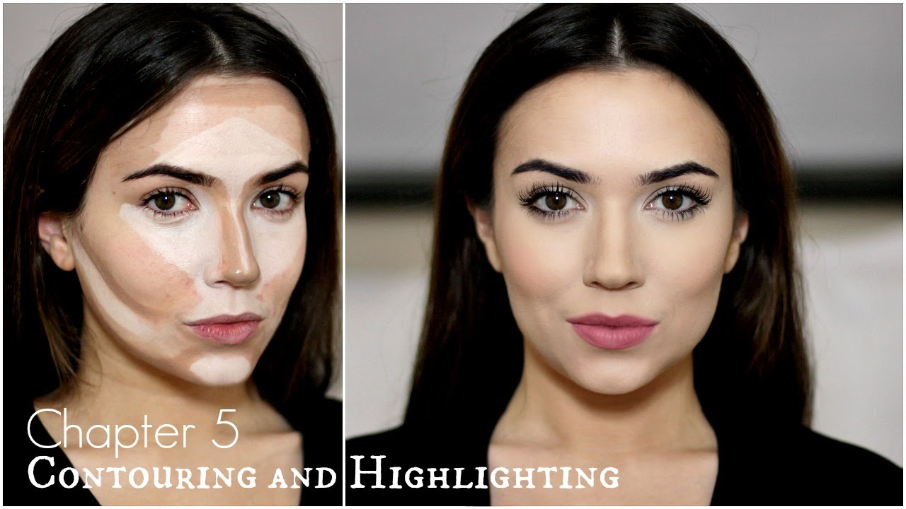 Contouring And Highlighting Talk Through Tutorial