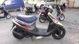 Скутер Honda Dio SR 50 AF25 - Walkaround, Kupiscooter.ru