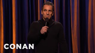 Sebastian Maniscalco Stand-Up 12/18/14  - CONAN on TBS