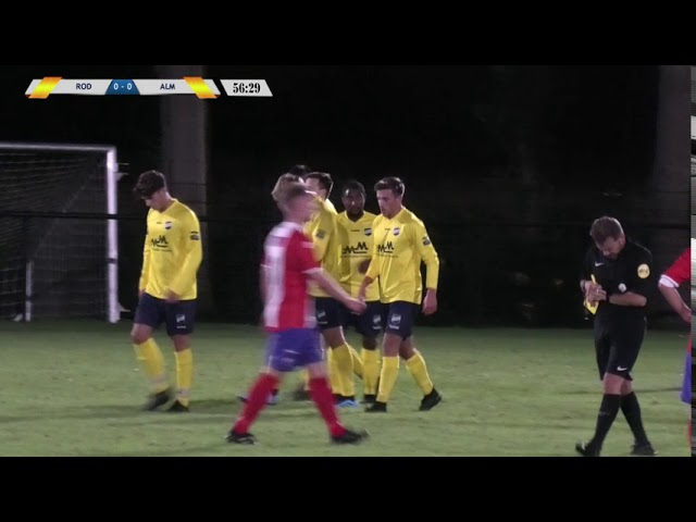 Roda Boys   Almkerk 0 - 4