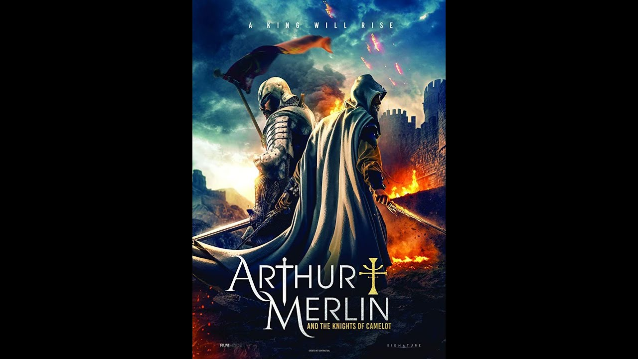 Download Arthur and Merlin Knights of Camelot