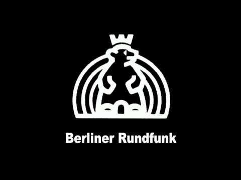 """RADIO-PAUSENZEICHEN - """"Berliner Rundfunk"""" (DDR)"""
