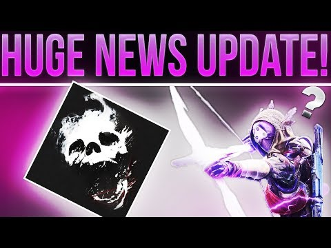Destiny 2. MASSIVE NEWS ROUNDUP!!