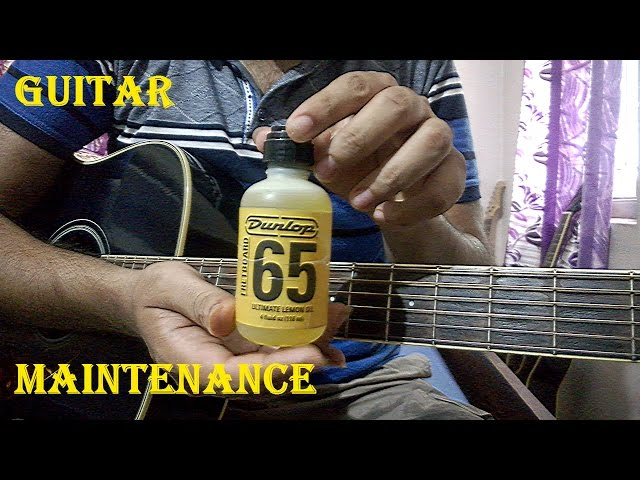 How To Take Care Of Your Guitar - Untune The Strings Everytime ...