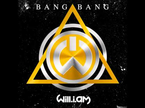 WillIAm  Bang Bang Instrumental + Free mp3 download!