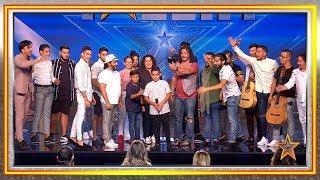 CANTAR les ha devuelto la ILUSIÓN de vivir | Audiciones 5 | Got Talent España 2019