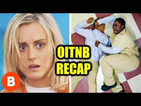 Orange Is The New Black Recap: Everything You Need To Know Before Watching Season 7