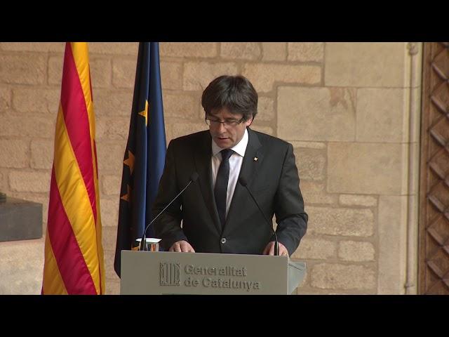 Minuto a minuto | Así che contamos esta intesa xornada informativa en Cataluña