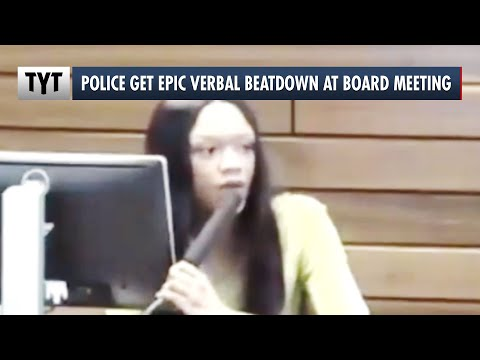 HERO Speaks Truth To Power at Kansas City Board of Police Commissioners Meeting