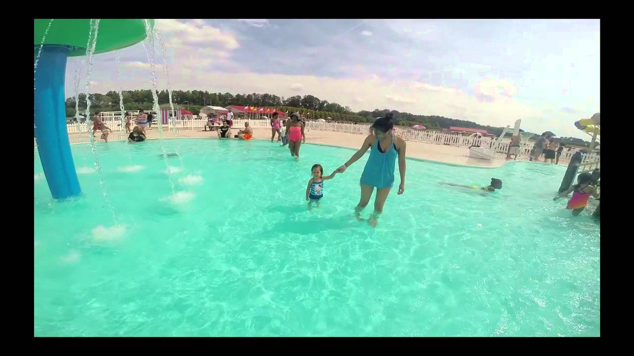 Opening Day Beach Video 2 Clayton Parks