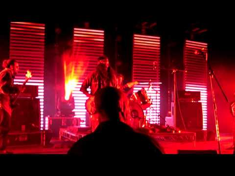 Brant Bjork & the Bros perform at the El Dorado Music Fest
