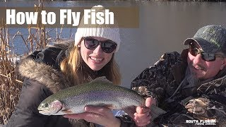How to Fly Fish | Trout Catch and Cook