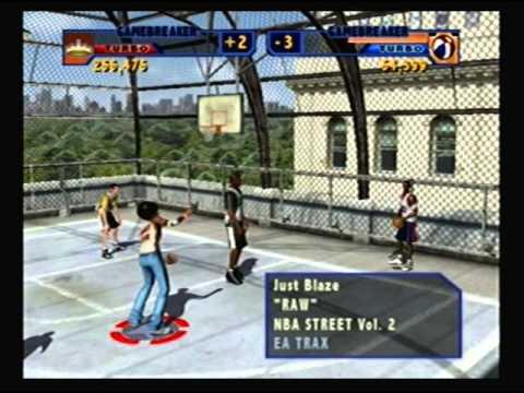 NBA Street Vol. 2  Rachel Melvin in Uptown Legendary