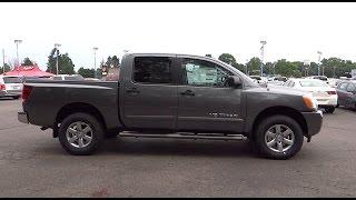 2015 Nissan Titan For Sale Columbus, Zanesville, Newark, OH Coughlin Newark NN5365
