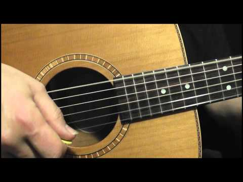 American Pie - Don McLean - Acoustic Strumming Video - Dave Buckley