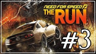 Need for Speed The Run - Parte 3 - Modo História - Desert Hills ( PT BR )